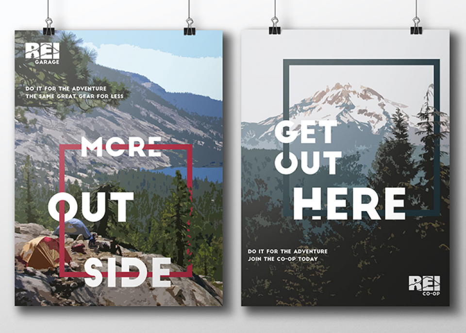 Rei Posters